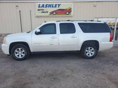 2011 GMC Yukon XL for sale at Lashley Auto Sales in Mitchell NE