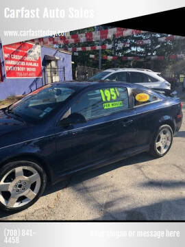2010 Chevrolet Cobalt for sale at Carfast Auto Sales in Dolton IL