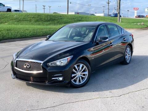 2015 Infiniti Q50 for sale at Driv Inc in Madison TN