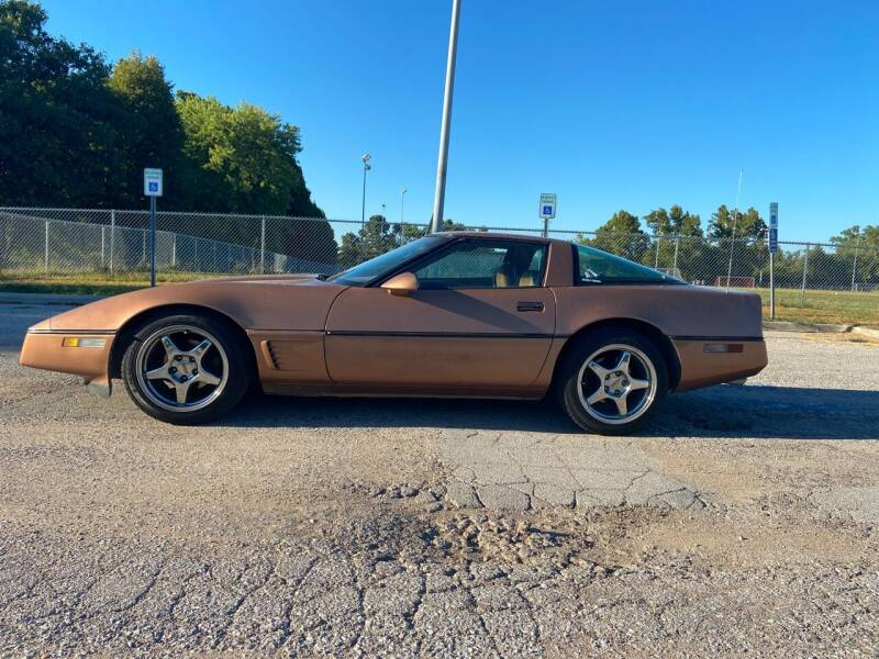 1985 Chevrolet Corvette for sale at Jodys Auto and Truck Sales in Omaha NE