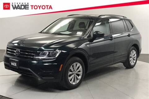 2018 Volkswagen Tiguan for sale at Stephen Wade Pre-Owned Supercenter in Saint George UT