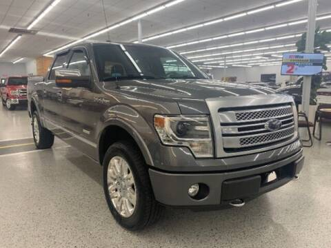 2013 Ford F-150 for sale at Dixie Imports in Fairfield OH