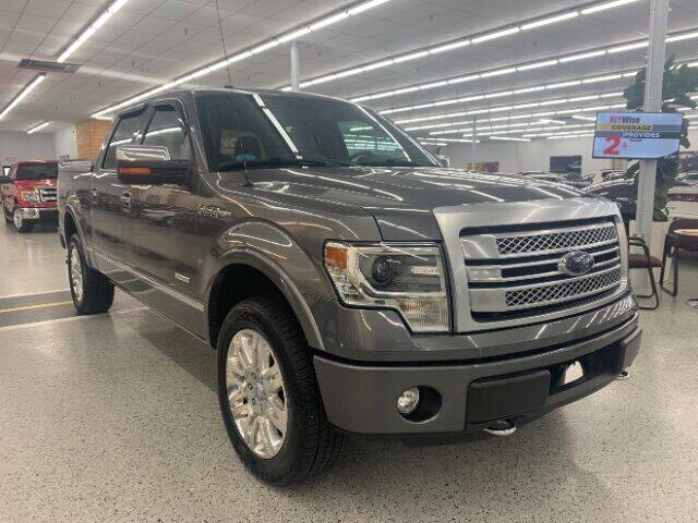 2013 Ford F-150 for sale at Dixie Motors in Fairfield OH