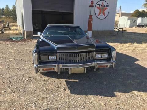 1976 Cadillac Eldorado for sale at Classic Car Deals in Cadillac MI
