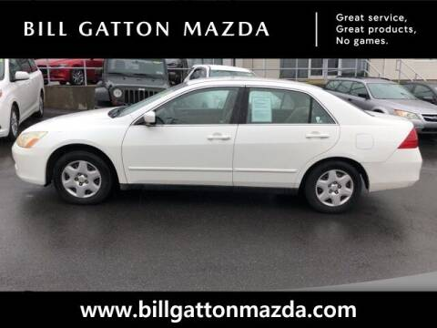 2007 Honda Accord for sale at Bill Gatton Used Cars - BILL GATTON ACURA MAZDA in Johnson City TN