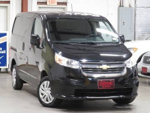 2015 Chevrolet City Express Cargo for sale at CarPlex in Manassas VA