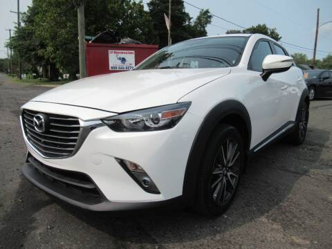 2016 Mazda CX-3 for sale at PRESTIGE IMPORT AUTO SALES in Morrisville PA