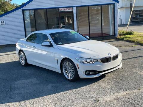 2014 BMW 4 Series for sale at HYANNIS FOREIGN AUTO SALES in Hyannis MA