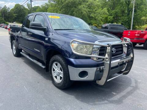 2007 Toyota Tundra for sale at Luxury Auto Innovations in Flowery Branch GA