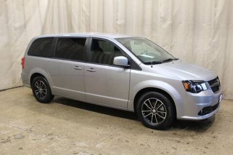2018 Dodge Grand Caravan for sale at Autoland Outlets Of Byron in Byron IL
