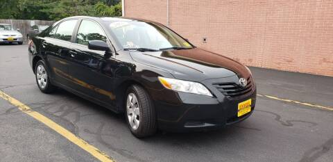 2009 Toyota Camry for sale at Exxcel Auto Sales in Ashland MA