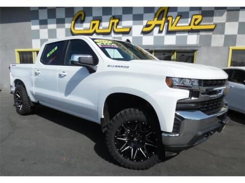 2019 Chevrolet Silverado 1500 for sale at Car Ave in Fresno CA