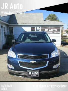 2010 Chevrolet Traverse for sale at JR Auto in Brookings SD