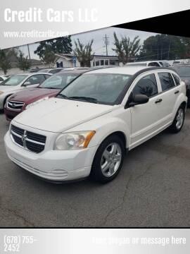 2008 Dodge Caliber for sale at Credit Cars LLC in Lawrenceville GA