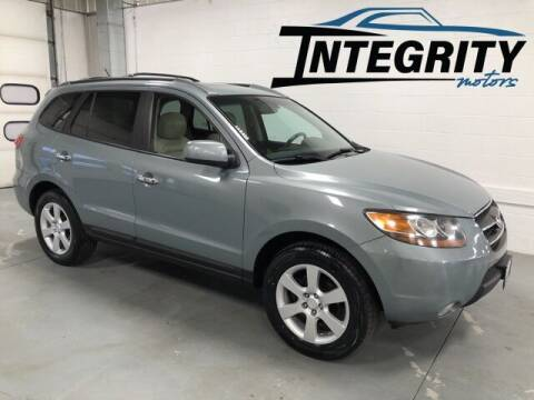 2008 Hyundai Santa Fe for sale at Integrity Motors, Inc. in Fond Du Lac WI