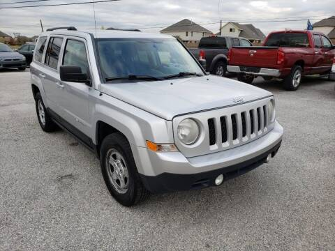 2012 Jeep Patriot for sale at PREMIER MOTORS OF PEARLAND in Pearland TX