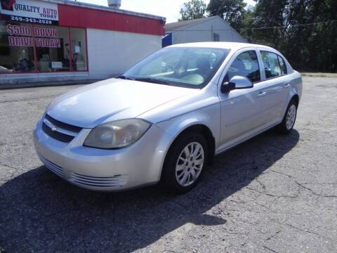 2010 Chevrolet Cobalt for sale at Quality Auto Today in Kalamazoo MI