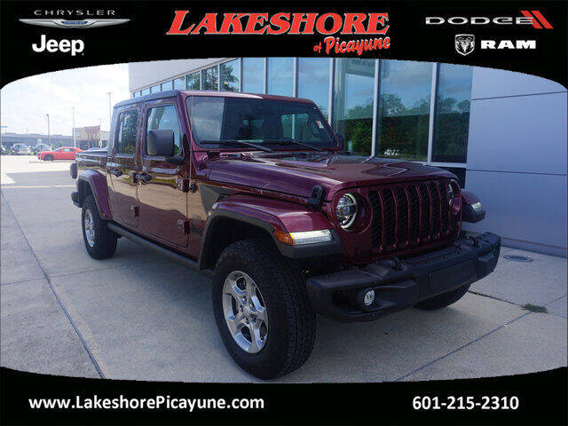 2021 Jeep Gladiator for sale in Picayune, MS