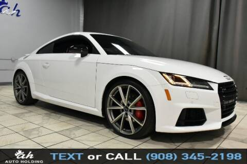2017 Audi TTS for sale at AUTO HOLDING in Hillside NJ