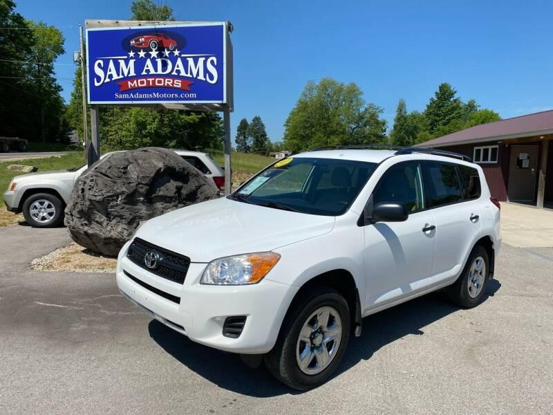 2010 Toyota RAV4 for sale at Sam Adams Motors in Cedar Springs MI
