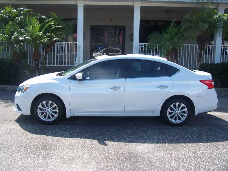 2017 Nissan Sentra for sale at Thomas Auto Mart Inc in Dade City FL