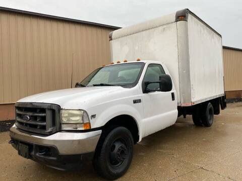 2002 Ford F-350 Super Duty for sale at Prime Auto Sales in Uniontown OH