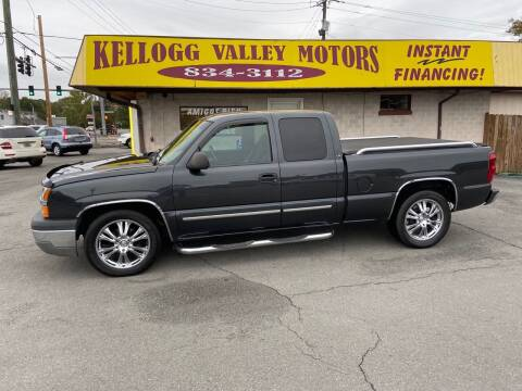 2003 Chevrolet Silverado 1500 for sale at Kellogg Valley Motors in Gravel Ridge AR