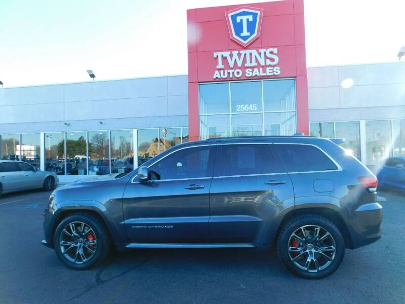 2014 Jeep Grand Cherokee for sale at Twins Auto Sales Inc Redford 1 in Redford MI