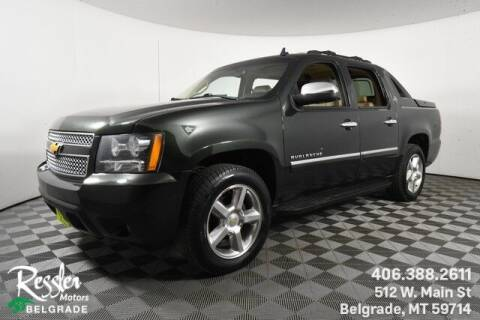 2013 Chevrolet Avalanche for sale at Danhof Motors in Manhattan MT