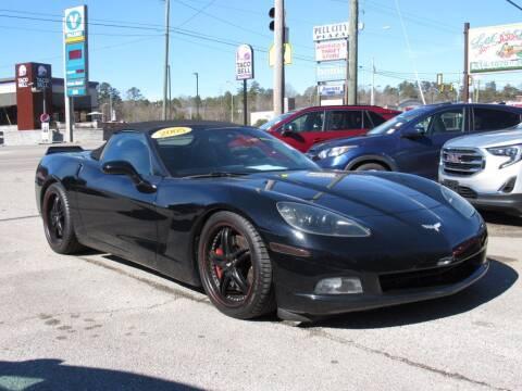 2005 Chevrolet Corvette for sale at Discount Auto Sales in Pell City AL
