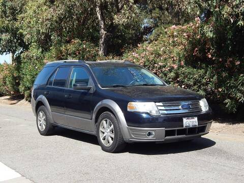 2008 Ford Taurus X for sale at Crow`s Auto Sales in San Jose CA
