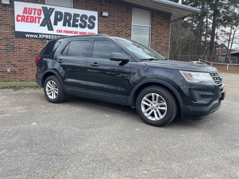2016 Ford Explorer for sale at Auto Credit Xpress in Benton AR