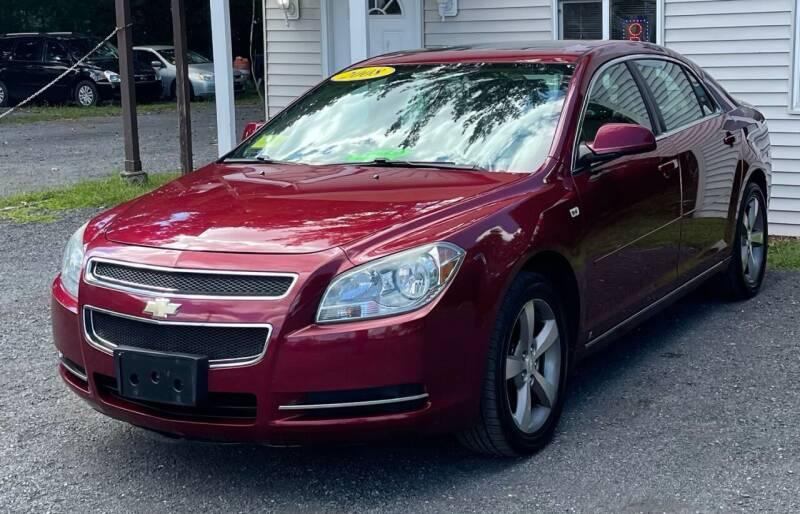 2008 Chevrolet Malibu for sale at Landmark Auto Sales Inc in Attleboro MA