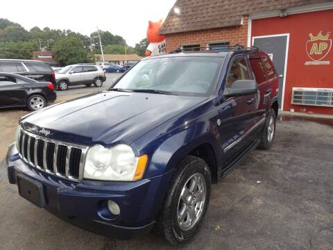 2005 Jeep Grand Cherokee for sale at AP Automotive in Cary NC