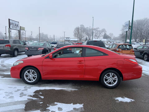 2007 Toyota Camry Solara for sale at Peak Motors in Loves Park IL