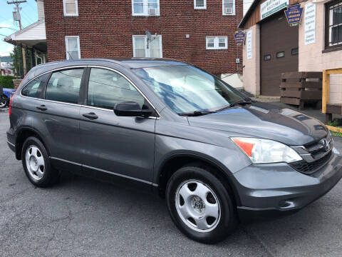 2010 Honda CR-V for sale at Centre City Imports Inc in Reading PA