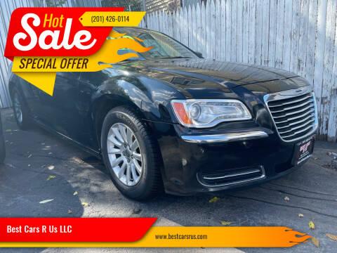 2013 Chrysler 300 for sale at Best Cars R Us LLC in Irvington NJ