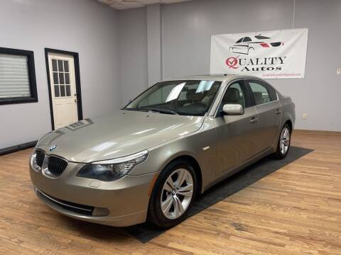 2010 BMW 5 Series for sale at Quality Autos in Marietta GA