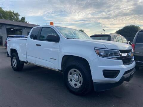 2016 Chevrolet Colorado for sale at HUFF AUTO GROUP in Jackson MI