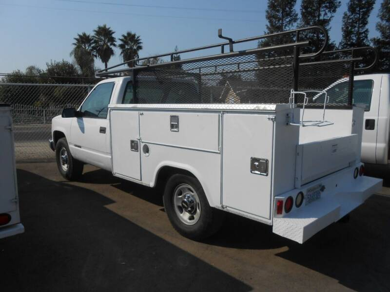 1998 Chevrolet C/K 3500 Series for sale at Armstrong Truck Center in Oakdale CA