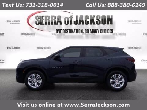 2020 Chevrolet Blazer for sale at Serra Of Jackson in Jackson TN