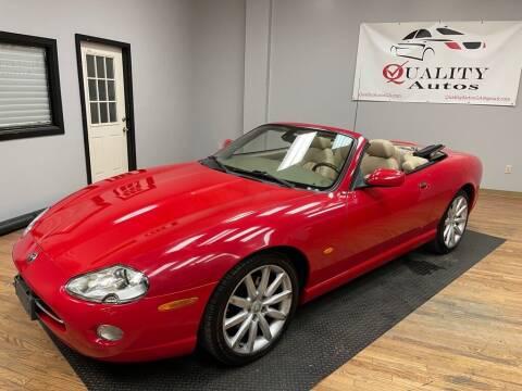 2006 Jaguar XK-Series for sale at Quality Autos in Marietta GA