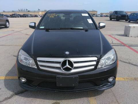 2008 Mercedes-Benz C-Class for sale at NORTH CHICAGO MOTORS INC in North Chicago IL