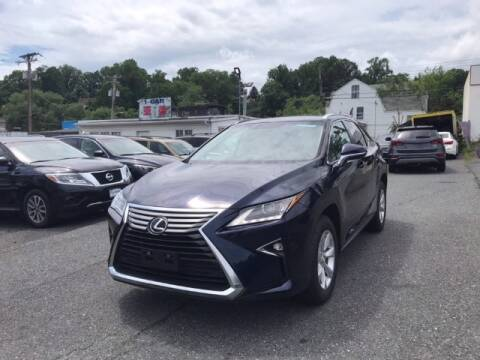 2016 Lexus RX 350 for sale at Bay Motors Inc in Baltimore MD
