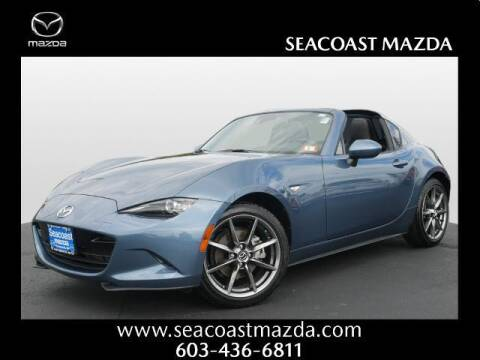 2017 Mazda MX-5 Miata RF for sale at The Yes Guys in Portsmouth NH