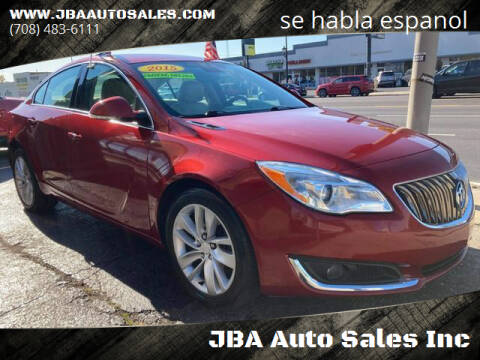 2015 Buick Regal for sale at JBA Auto Sales Inc in Stone Park IL