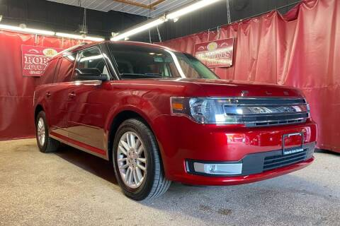2013 Ford Flex for sale at Roberts Auto Services in Latham NY
