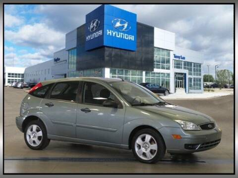 2006 Ford Focus for sale at Terry Lee Hyundai in Noblesville IN