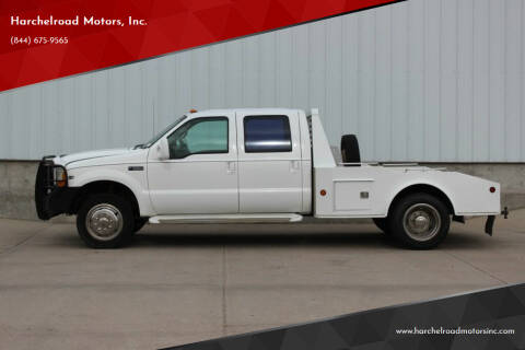 1999 Ford F-550 Super Duty for sale at Harchelroad Motors, Inc. in Imperial NE