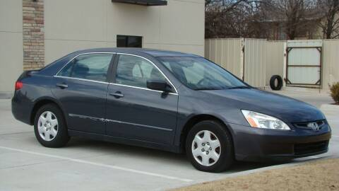 2005 Honda Accord for sale at Red Rock Auto LLC in Oklahoma City OK